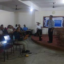 1st Orientation Workshop on MSIP for Garo region Held on the 30th July 2019
