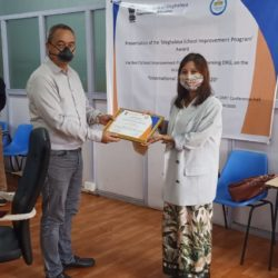 Best SIP Award - Tura Public School