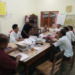 Choosewell and Silang Visit Adokgre Sec School