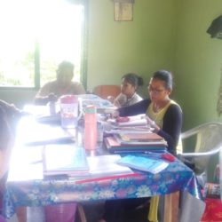 Interaction session with teaching staffs of Damalgre School, DM SWGH SGH