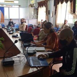 Meeting on Interanational Literacy Day 2