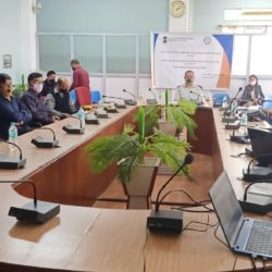 Meeting on International Literacy Day