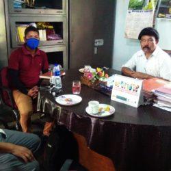 School visit to Damas Sec School