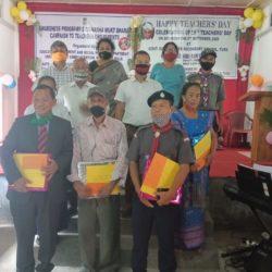 Teachers Day Celebration Government Girls HS School